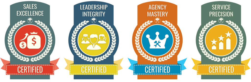 Agency blueprint digital agency coaching digital agency coach agency certification badges they will instantly help you increase prices credibility and positioning malvernweather Choice Image