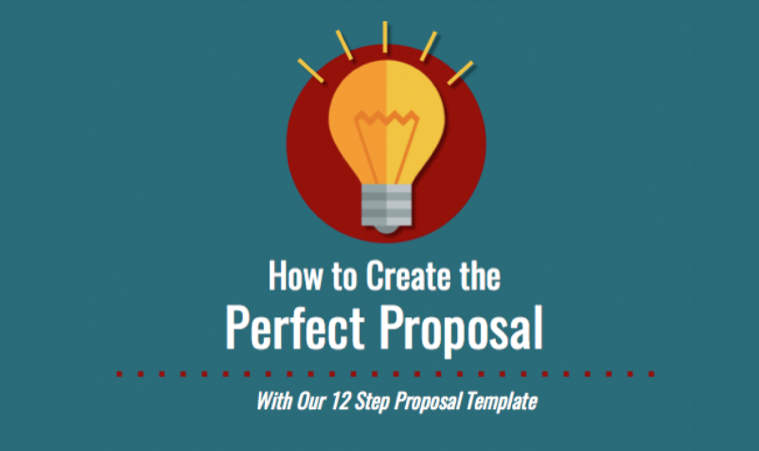 How To Create The Perfect Digital Agency Proposal Digital Agency