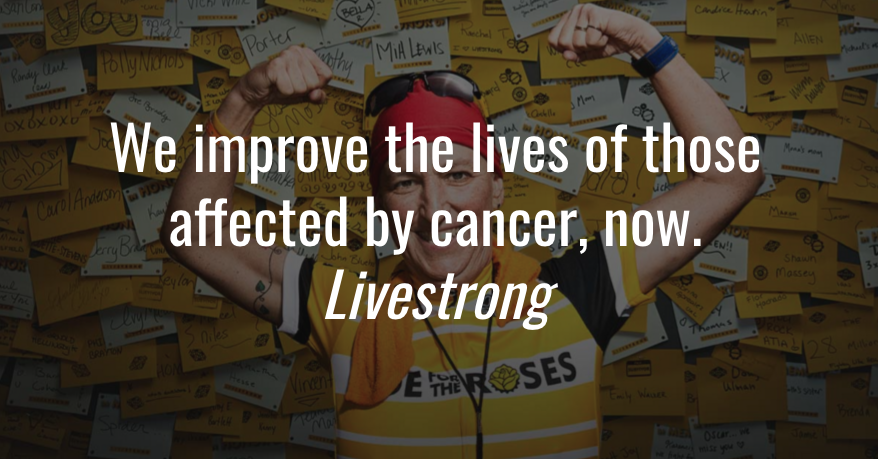 Livestrong mission statement